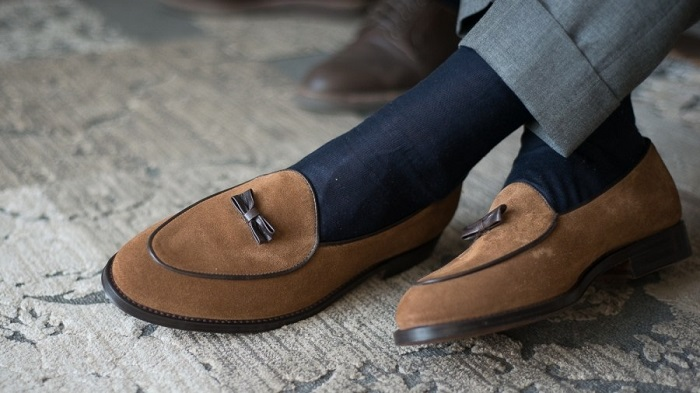belgian men's loafers