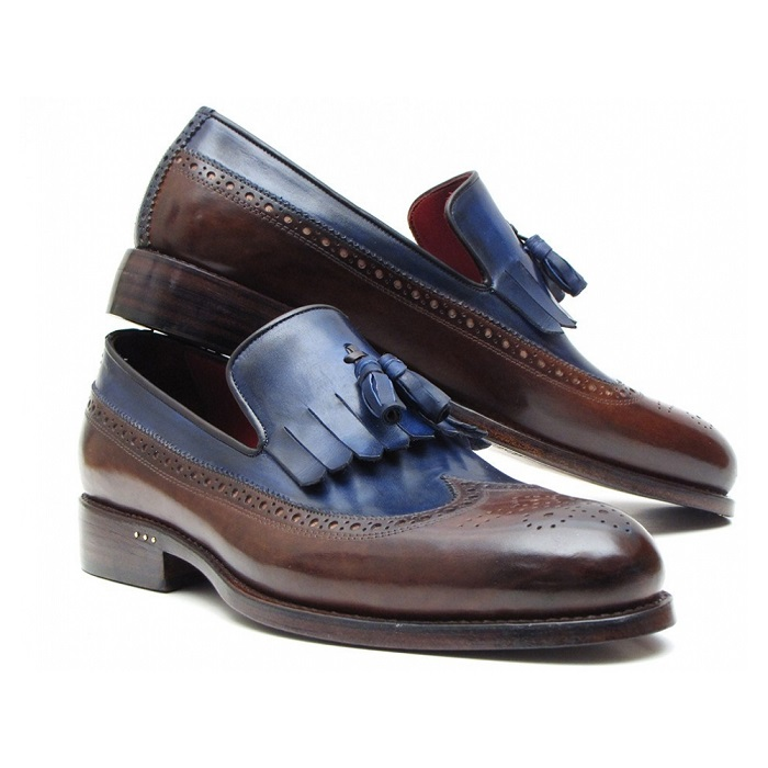 kiltie loafers