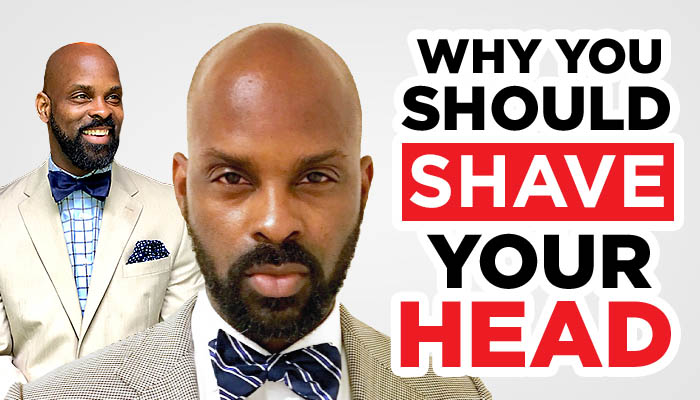 why you should shave your head
