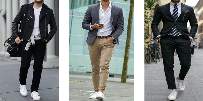 How To Wear Canvas Sneakers Ultimate Men S Guide
