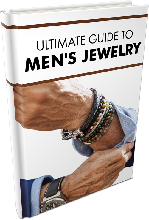 Ultimate Guide To Men U0026 39 S Jewelry  U2013 Real Men Real Style