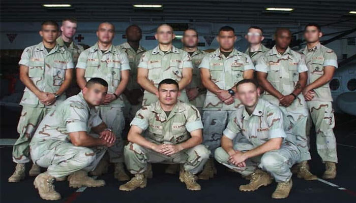 antonio marine corps