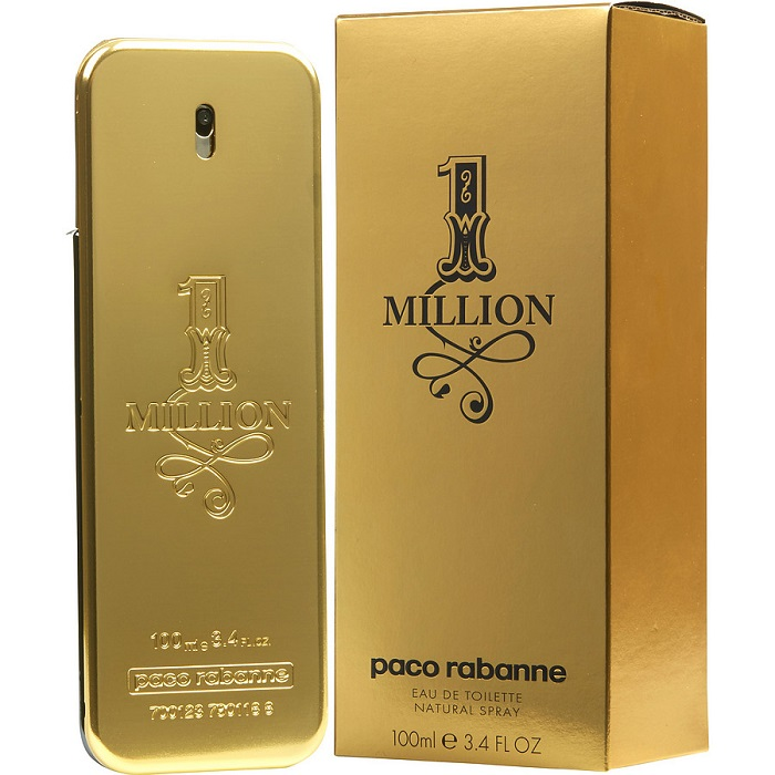 1 million paco rabanne cologne