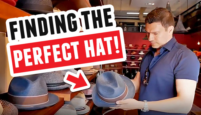The Most Powerful Accessory: The Ultimate Guide To Men's Hats