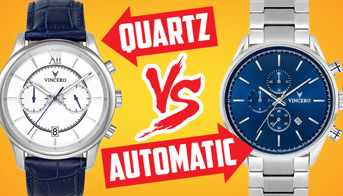Men's Watches: The Difference Between Quartz & Mechanical Movements