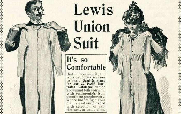 union shirt men's underwear