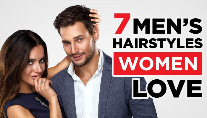 Good Grooming 7 Men S Hairstyles That Women Love