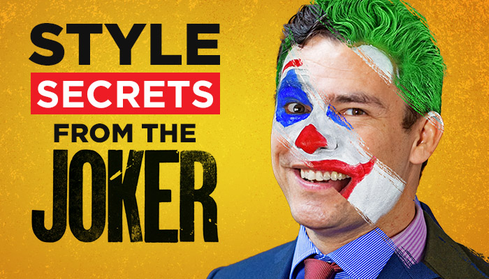 The Last Laugh: Style Secrets To Steal From The Joker