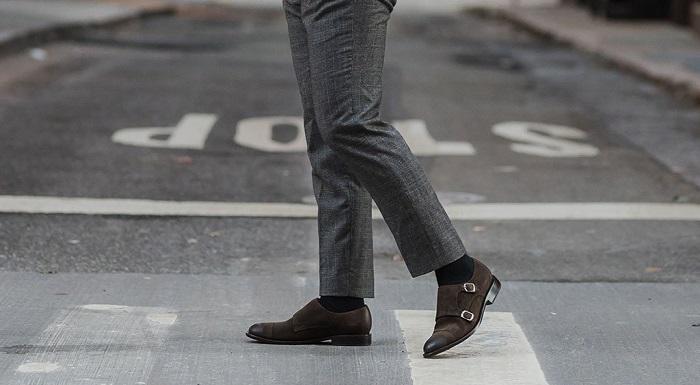 thursday monk strap