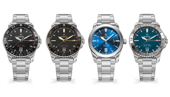 classic monta watch