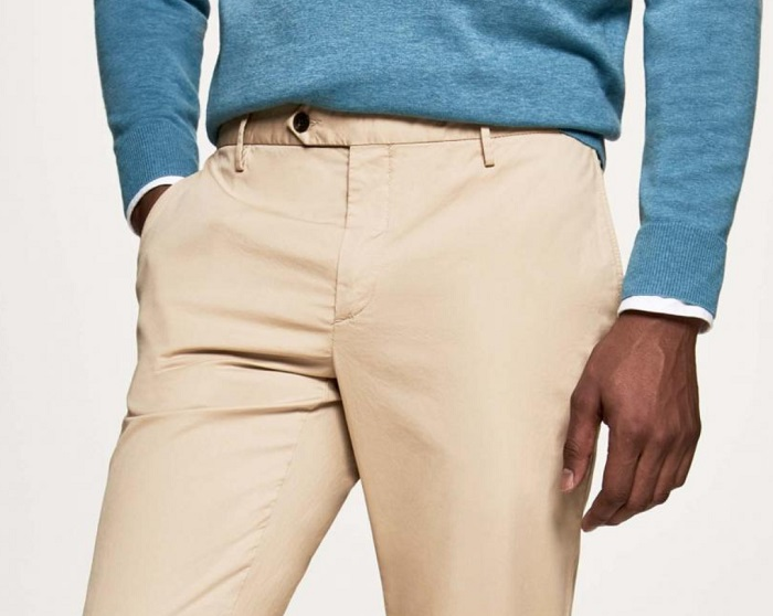 chinos light color