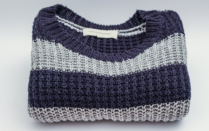 knit sweater 1