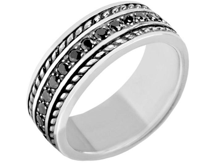 steel shop ring