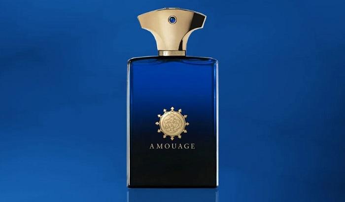Amouge - Interlude Man fragrance cologne