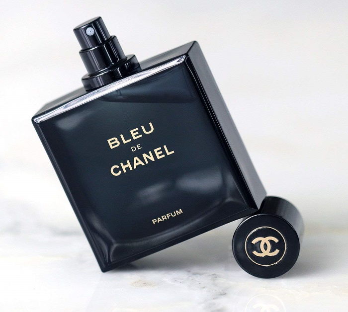 Bleu De Chanel fragrance cologne