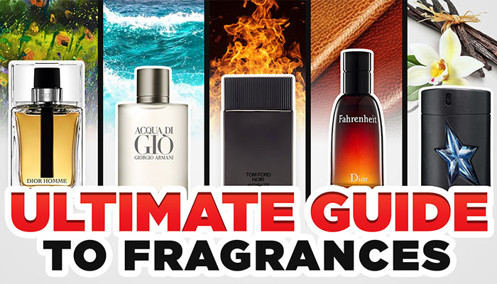 How Many Should YOU Own Ultimate Guide To Men's Cologne Types header