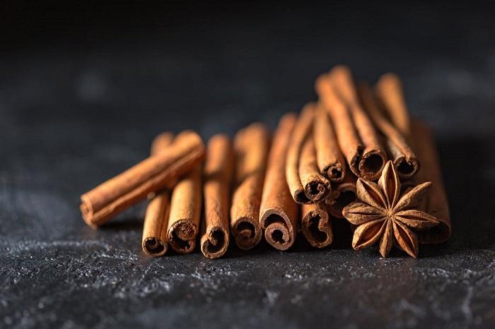 cinnamon note fragrance