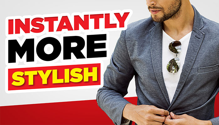 10 INSTANT Clothing Hacks to Look More ATTRACTIVE & STYLISH header