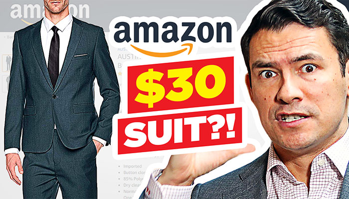 Quality Suits On Amazon How To Buy A Suit Online