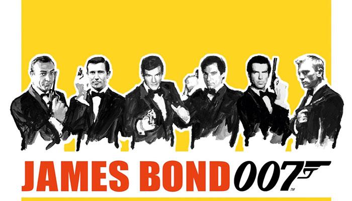 james bond 007 movies