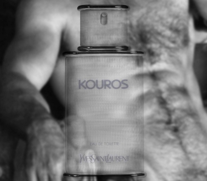 very manly scent