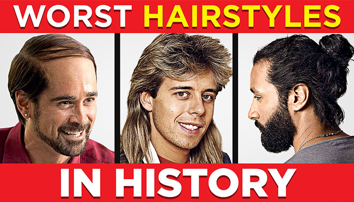 celebrities with bad haircuts
