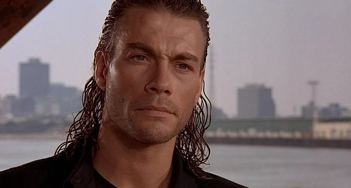 jean claude with mullet