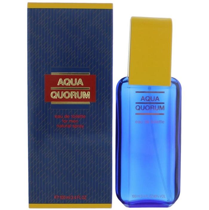 Antonio Puig Aqua Quorum cologne