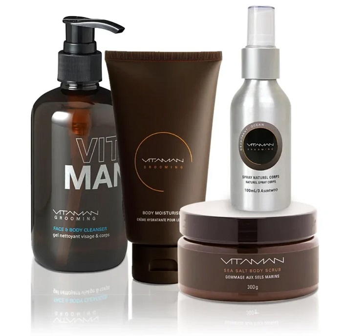 natural clean kit products