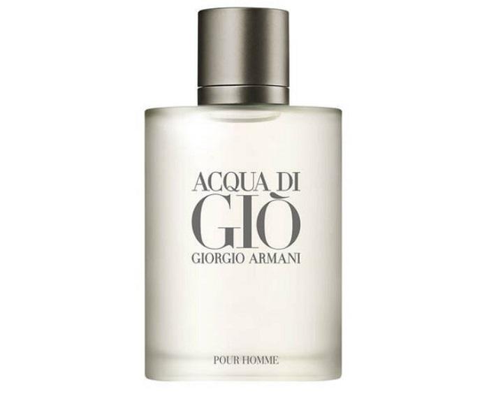 acqua di gio fragrance bottle