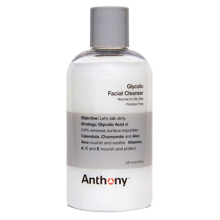 anthony face cleanser
