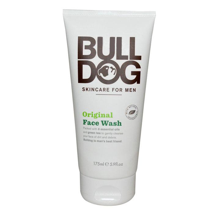 bull dog face cleanser