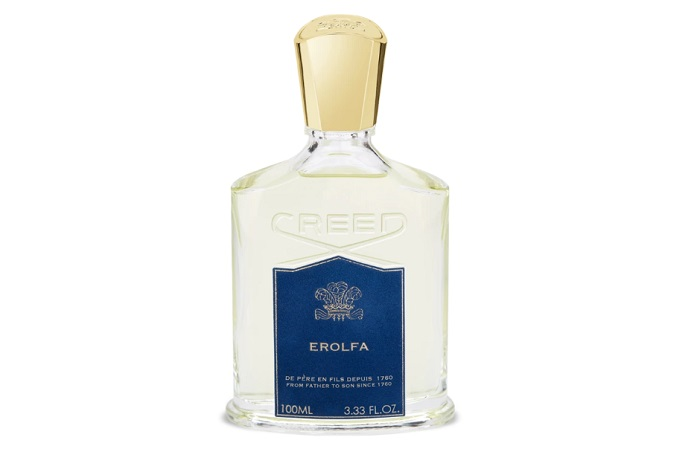 creed erolfa bottle