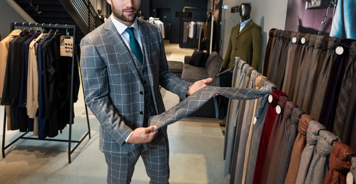 indochino patterns on display