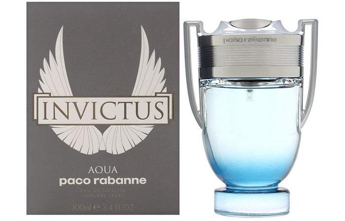 invictus aqua fragrance
