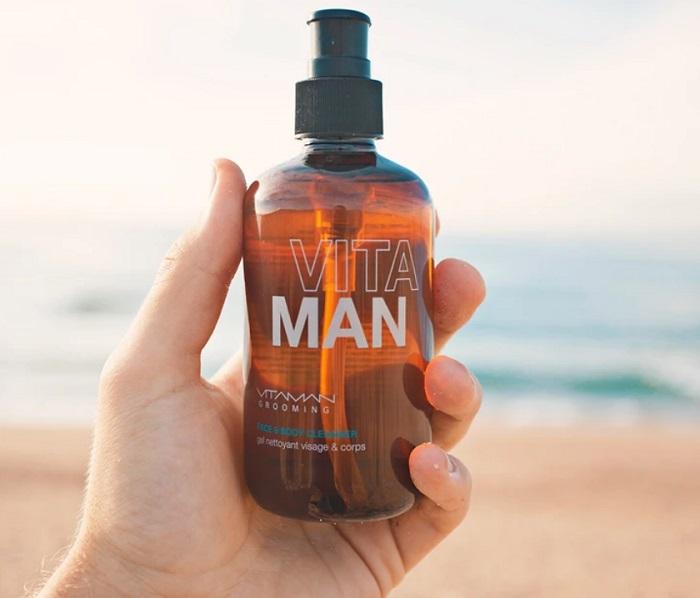 Vitaman cleanser