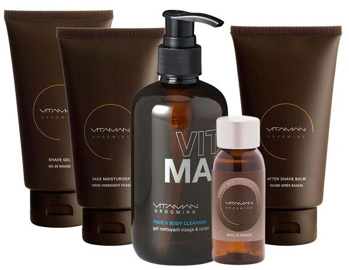 vitaman shave kit