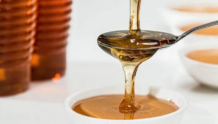 honey for dandruff