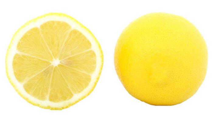 lemons for dandruff