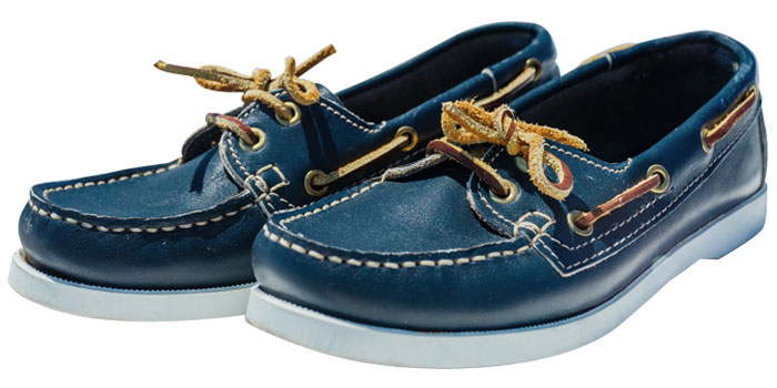 shoes every man should own boat shoes
