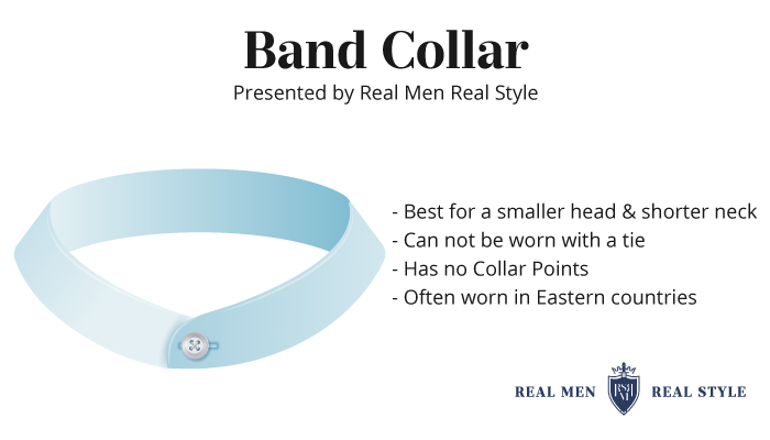 band collar type
