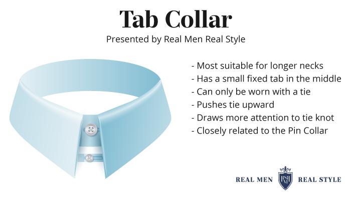 tab collar type