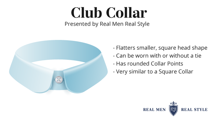 club collar type