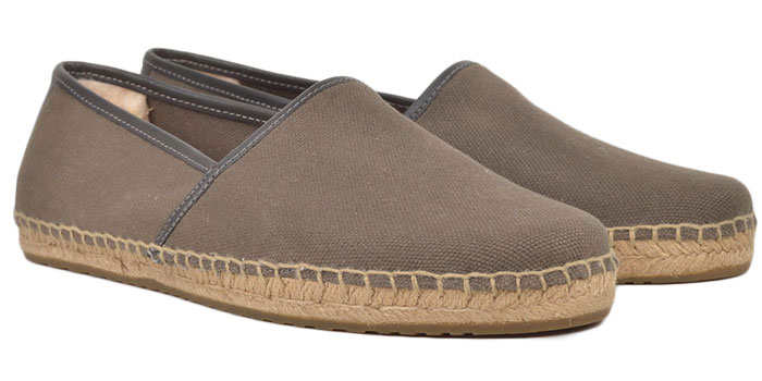 shoes every man should own espadrilles