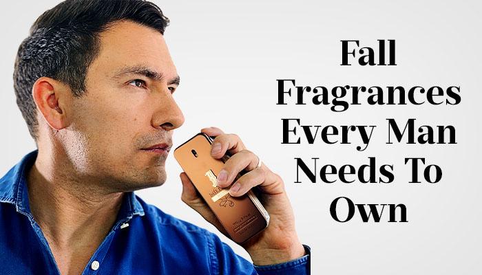 best autumn fragrances for men