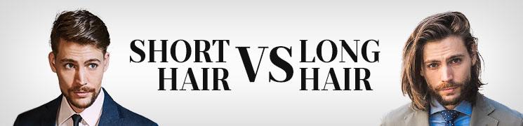 Long Hair Vs Short Hair Which Is Better On Men