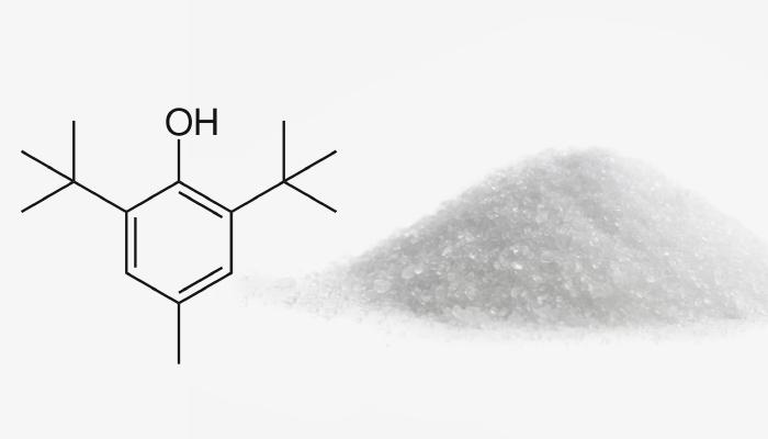toxic ingredients in skincare bht