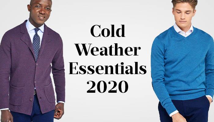 cold weather wardrobe 2020