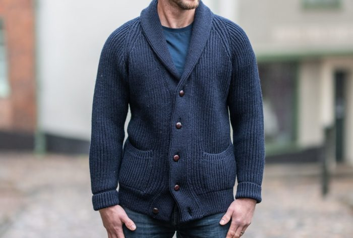 mens fall fashion guide cardigan