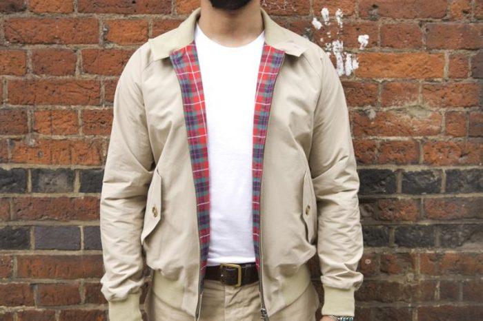 best men's fall jackets harrington